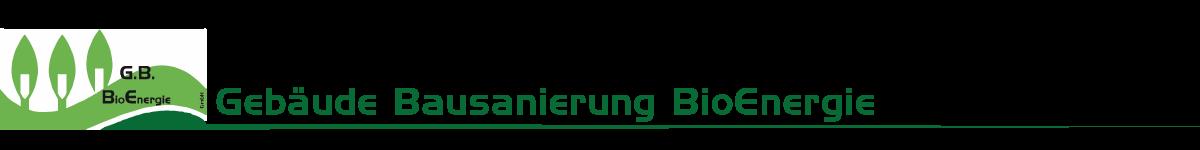 Gebäude Bausanierung BioEnergie
